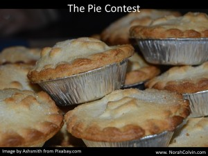 The Pie Contest flash fiction