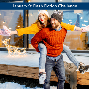 Wife Carrying Contest - Carrot Ranch Flash Fiction