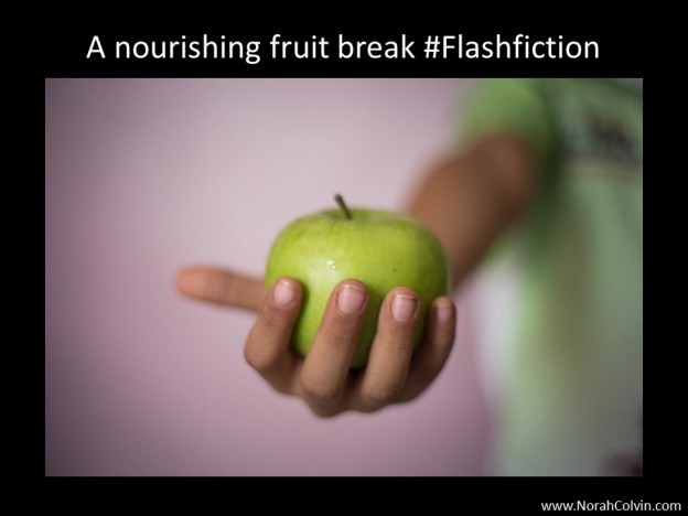 A nourishing fruit break