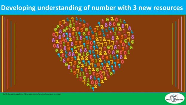 developing understanding of number with three new resources