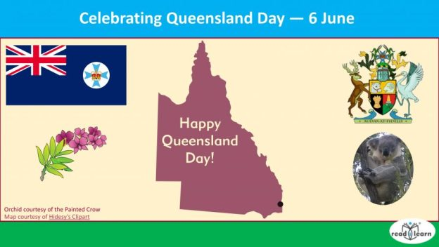 Happy Queensland Day