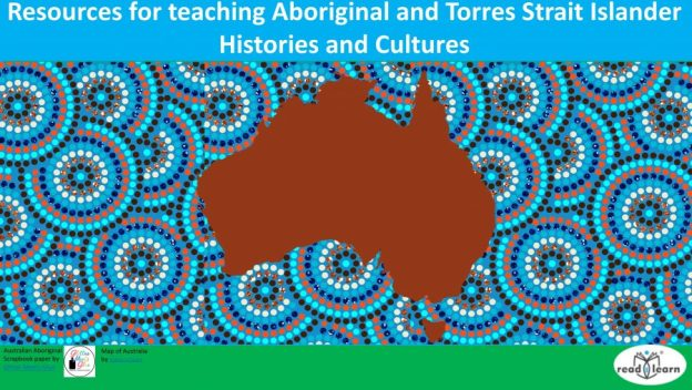 reasources for teaching Aboriginal and Torres Strait Islander histories and cultures