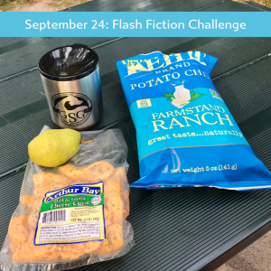 Carrot Ranch - Snack flash fiction