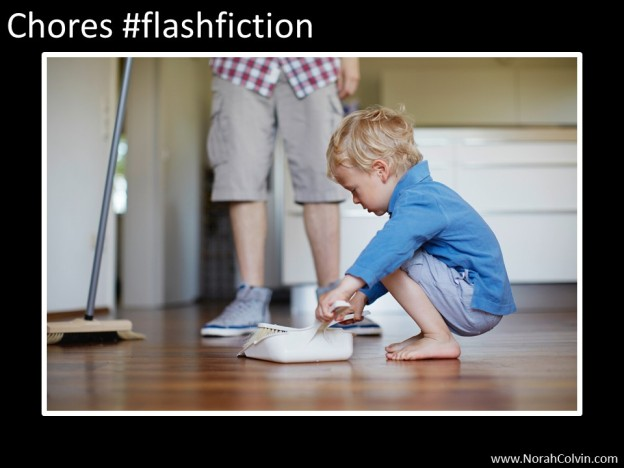 Chores flash fiction