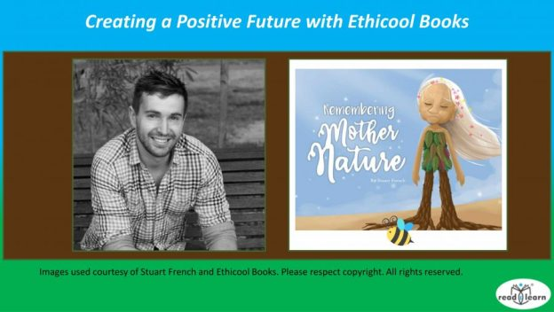 Creating a positive future with Ethicool books