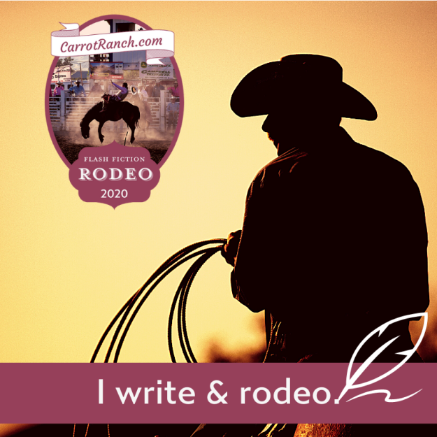 I write and rodeo