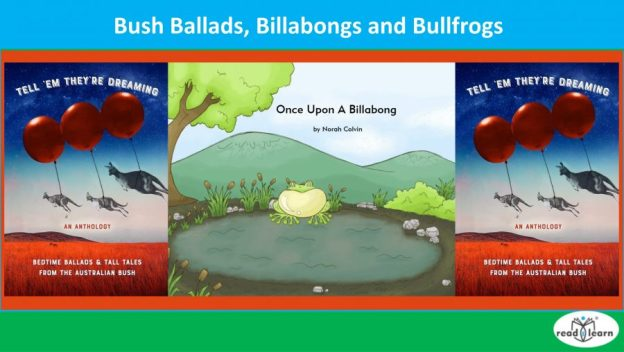 bush ballads billabongs and bullfrogs