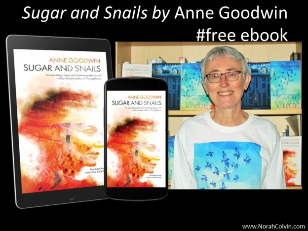 Sugar and Snails by Anne Goodwin free ebook