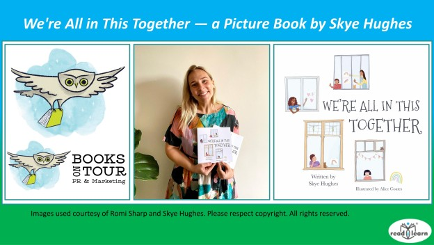 We're All in This Together, a picture book by Skye Hughes