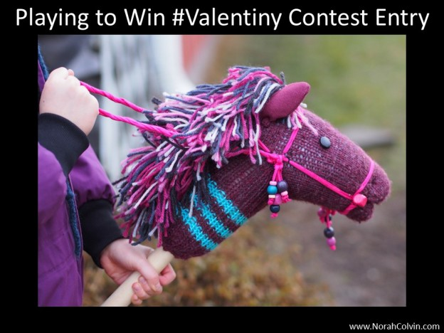 Playing to Win #Valentiny Contest Entry