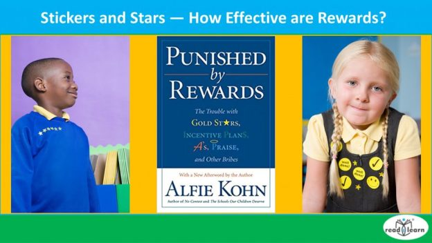 stickers and stars - how effective are rewards - Alfie Kohn
