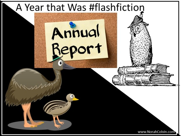 A Year that Was flash fiction