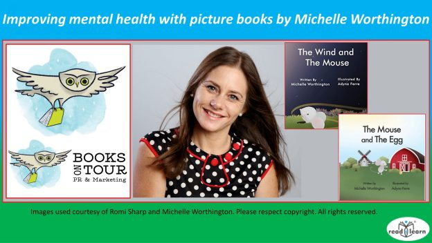 improving children's mental health with picture books by Michelle Worthington