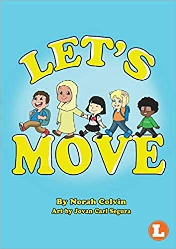 Let's Move by Norah Colvin for Library for All